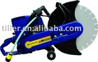 gasoline power 71cc concrete cutter/stone cutter/road cutter