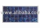 100W residential solar panels