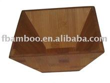 Bamboo Square Bowl