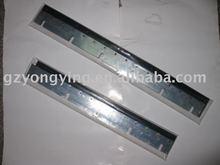 wash up blade for GT platen machine