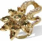 Ladies' Crystal Ring