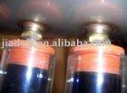 solar vacuum tube with heat pipe