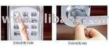 Keyless Electronic Digital Door Lock RDJ Left Hand