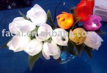 Tulip flower light