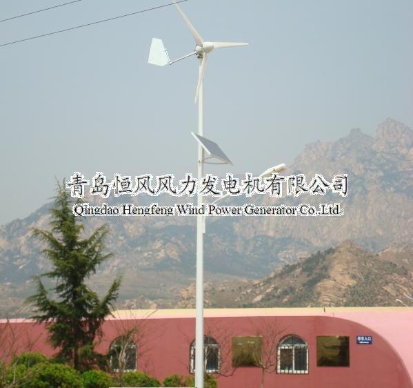 Generador de viento