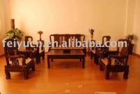 Antique Carven Chinese Luxury Sofa
