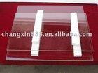 X-ray/garmma ray radiation protective lead glass