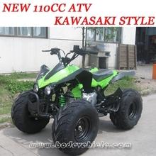 110CC ATV KAWASAKI STYLE (MC-314)