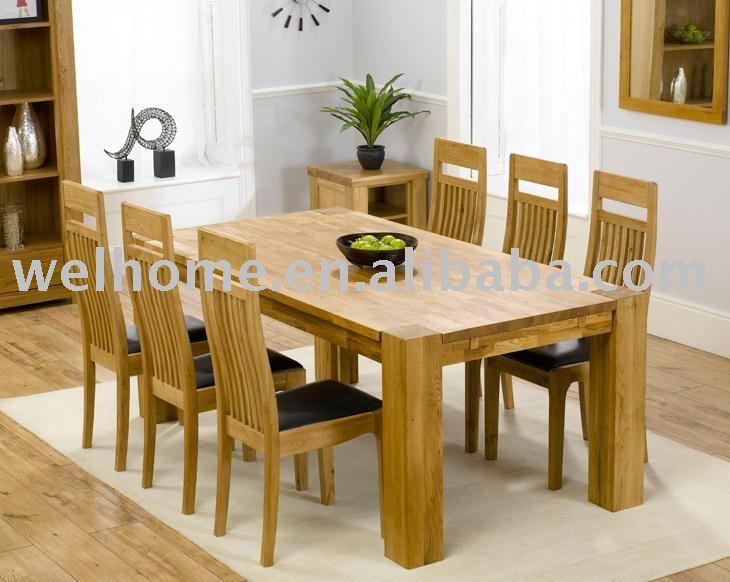 CHAIR DINING MEDIUM OAK TABLE Chair Pads Cushions