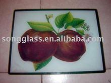 toughened glass cutting board