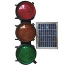 TEMPORARY REMOTE CONTROLLED TRAFFIC LIGHTS