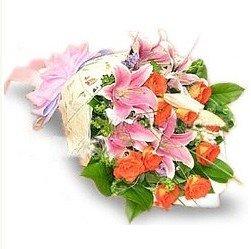 D'anniversaire fleur - anniversaire mixte fleur Bouquet