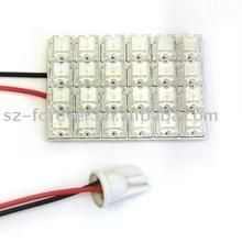 Car LED array