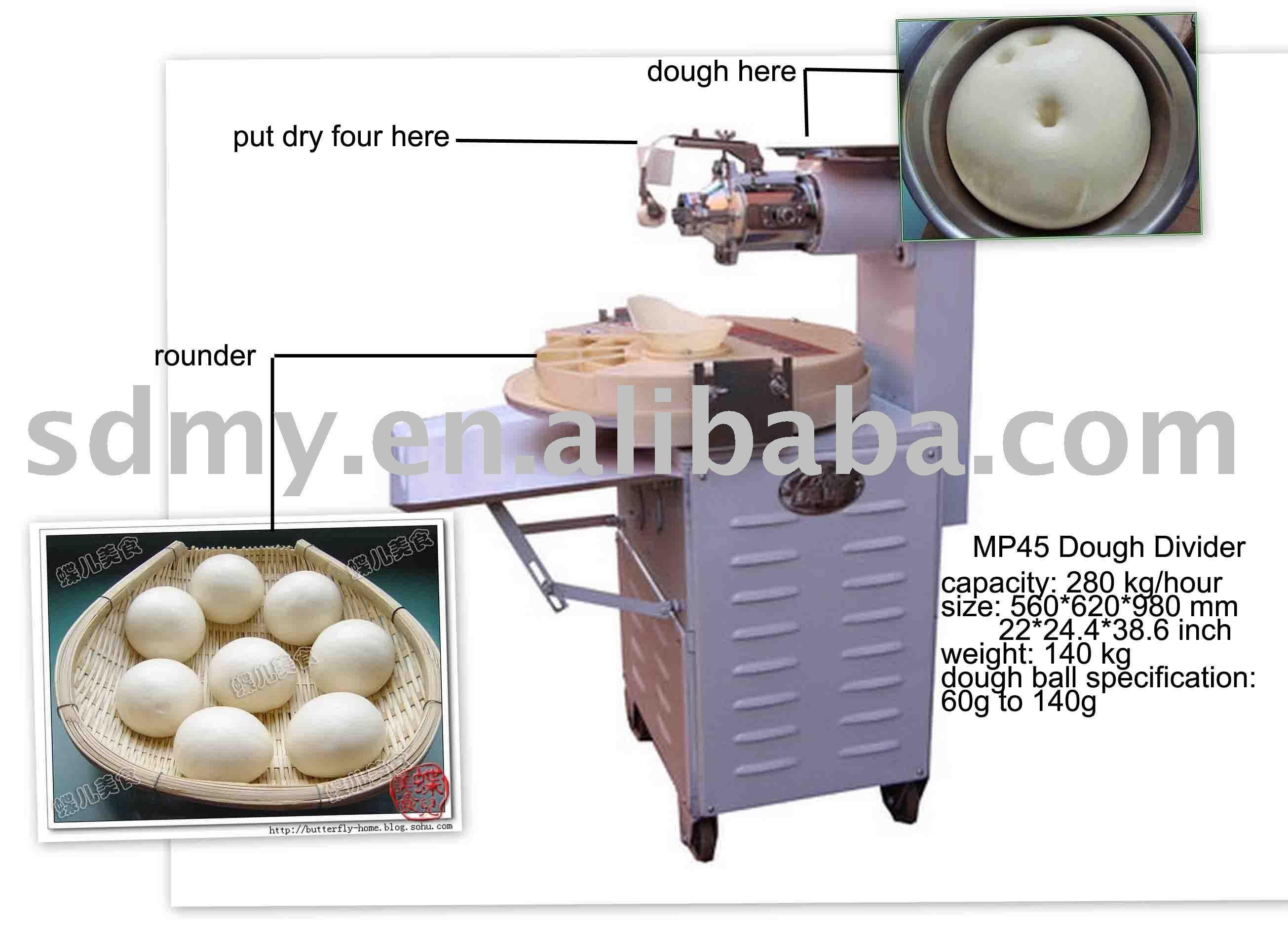 dough cutting machine