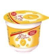 Pineapple Yoghurt