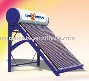 High-Tech Tengen Solar Water Heaters