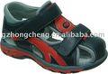 De la sandalia, Calzado, Zapato de cuero