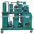Filtragem de óleo lubrificante processamento / reciclagem / regeneração / tratamento / purificação planta com bomba de vácuo e sistema infravermelho