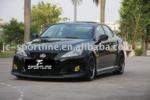Pu kits de carrocería, kits de carrocería, coche de accesorios para lexus is300 is250 06-09