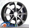 "18"" aluminum car wheel"