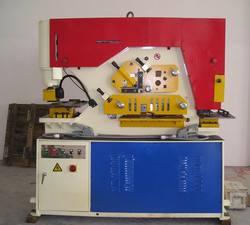 Hydraulic Iron Worker Q35Y-25, ironworker machine