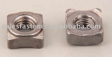 square welded nut