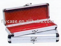 2012 silver jewelry case ,aluminum gift box , aluminum jewelry box