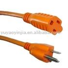American UL extension cord (Outdoor& Indoor use)