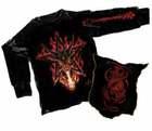 Furnace of Mercury (BTL168) long sleeve t-shirt