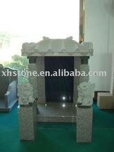 granite pet tombstone