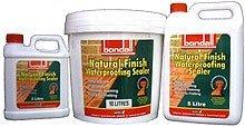 Natural Finish Waterproofing Sealer