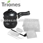 Carbon Steel Non-stick Chocolate Pots( Cookware ) TR-CH13