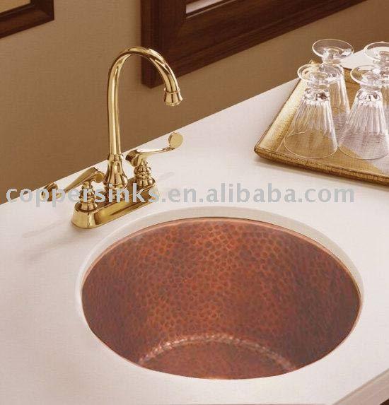cuivre vier de bar evier de cuisine id du produit. Black Bedroom Furniture Sets. Home Design Ideas