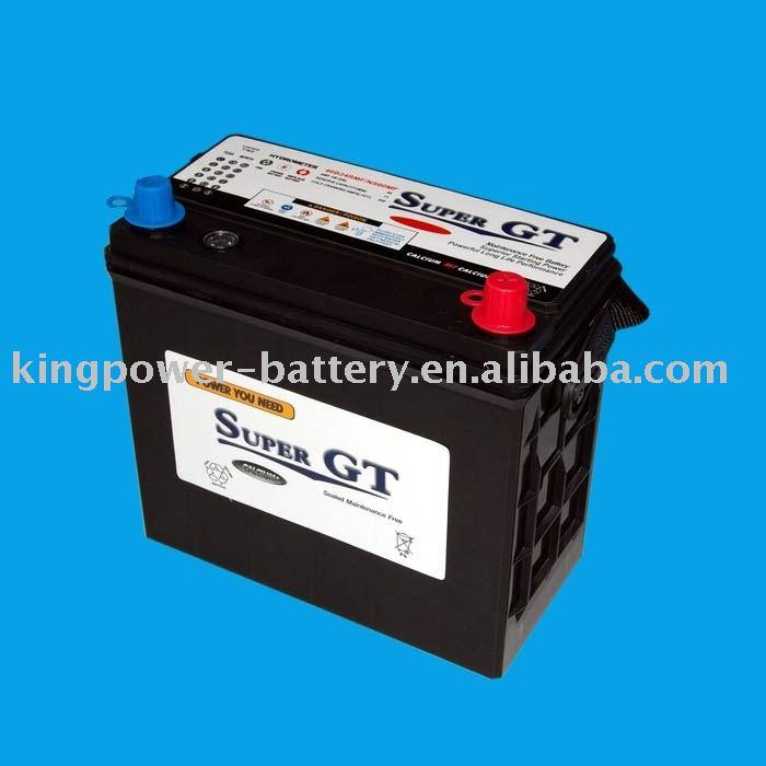 Mf de la batería del automóvil NS60LMF