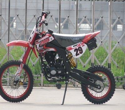 200cc dirt bike, motorcycle,off road motorcycle.