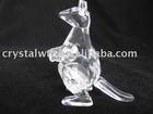 crystal animal
