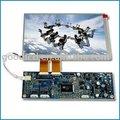 """7"""" digital tft lcd monitor con módulos de entrada vga"""