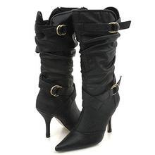 POST BLACK boots