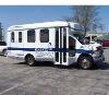 Hospitals and Rehabilitation commercial bus