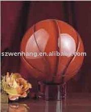 crystal basketball