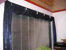 Curtain draping