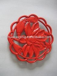 cast iron cookware parts/cast iron cushion