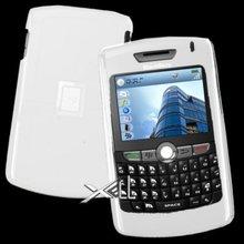 Silicone Case for Blackberry 8800 White