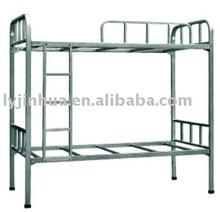 single steel bunk bed