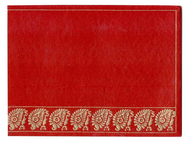 Blank Hindu Wedding Invitation Cards ~ Matik for .
