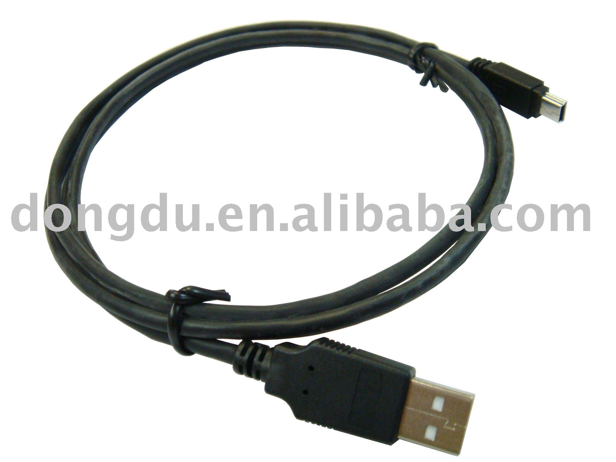 Usb 28awgx1p 24awgx2c High Speed Usb Cable