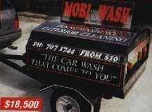 MOBI WASH service