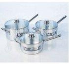 Food Steamers Galaxy (Stewpan Metal Handle, S.S)