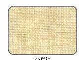Rafia de la tela