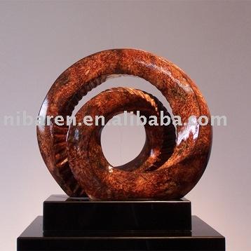 Esculturas modernas